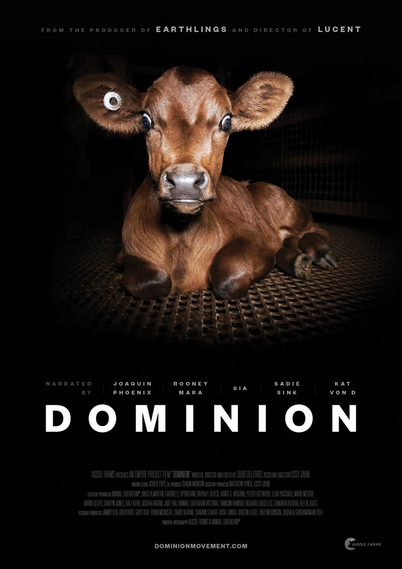 Dominion World Premiere Poster