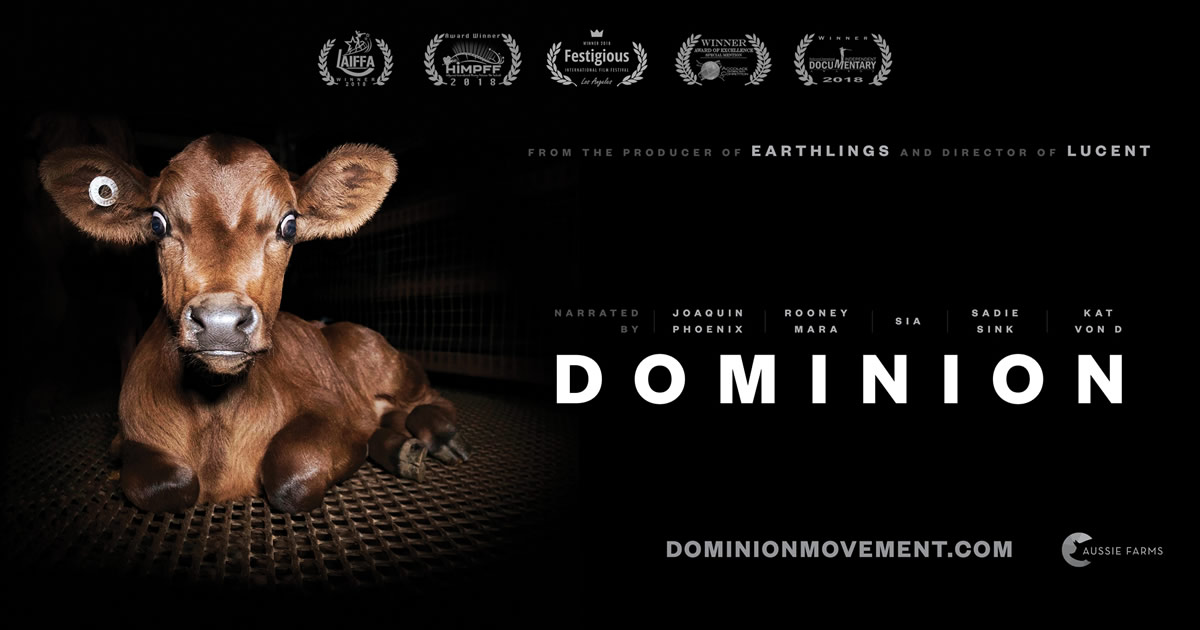 Fact Sheet & References - Dominion Movement - Animal rights
